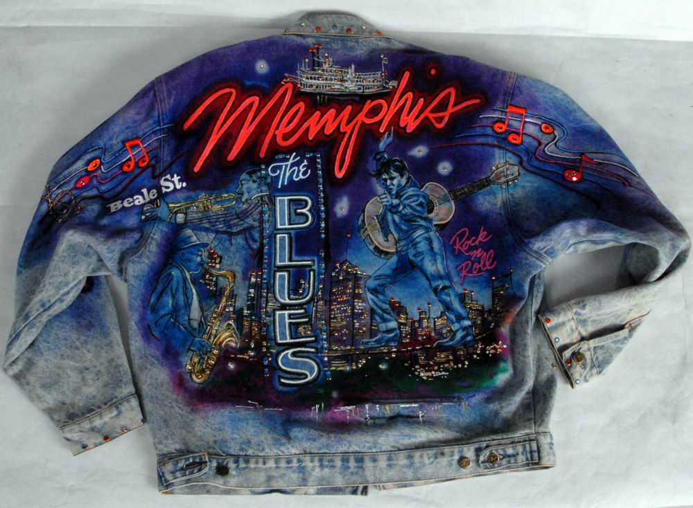 Tony Alamo Custom Jacket - Memphis