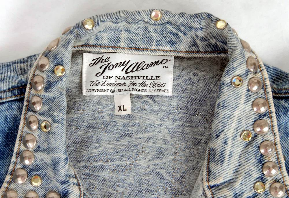 Tony Alamo Custom Jacket - Hollywood | EBay